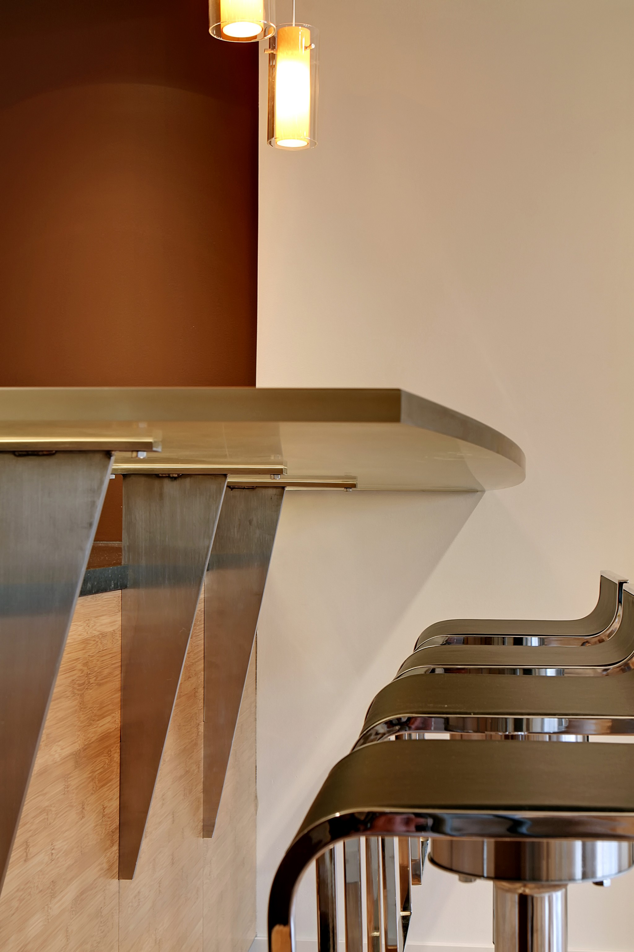 Seattle Heights Condominium - Counter Detail