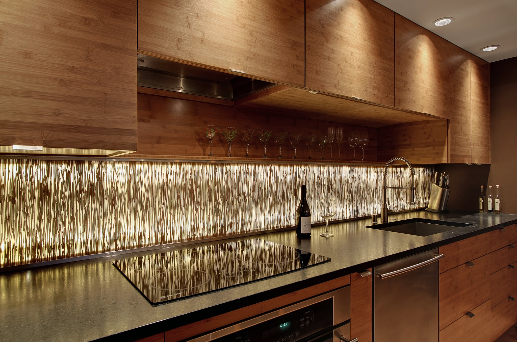 Seattle Heights Condominium - Kitchen Detail