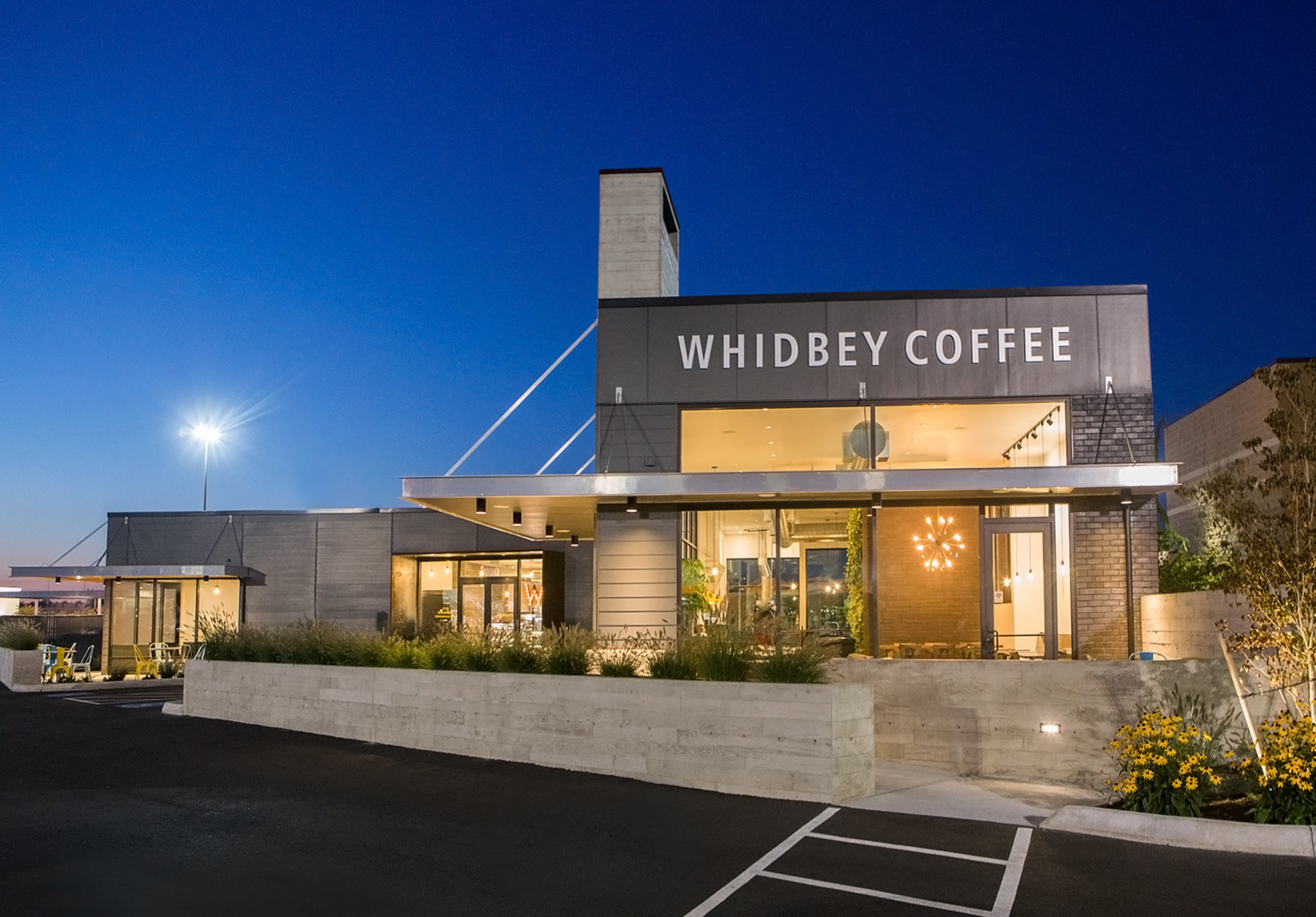 Whidbey Coffee - Exterior 1