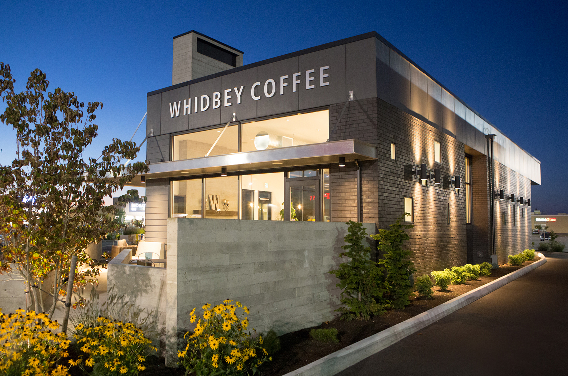 Whidbey Coffee - Exterior 4