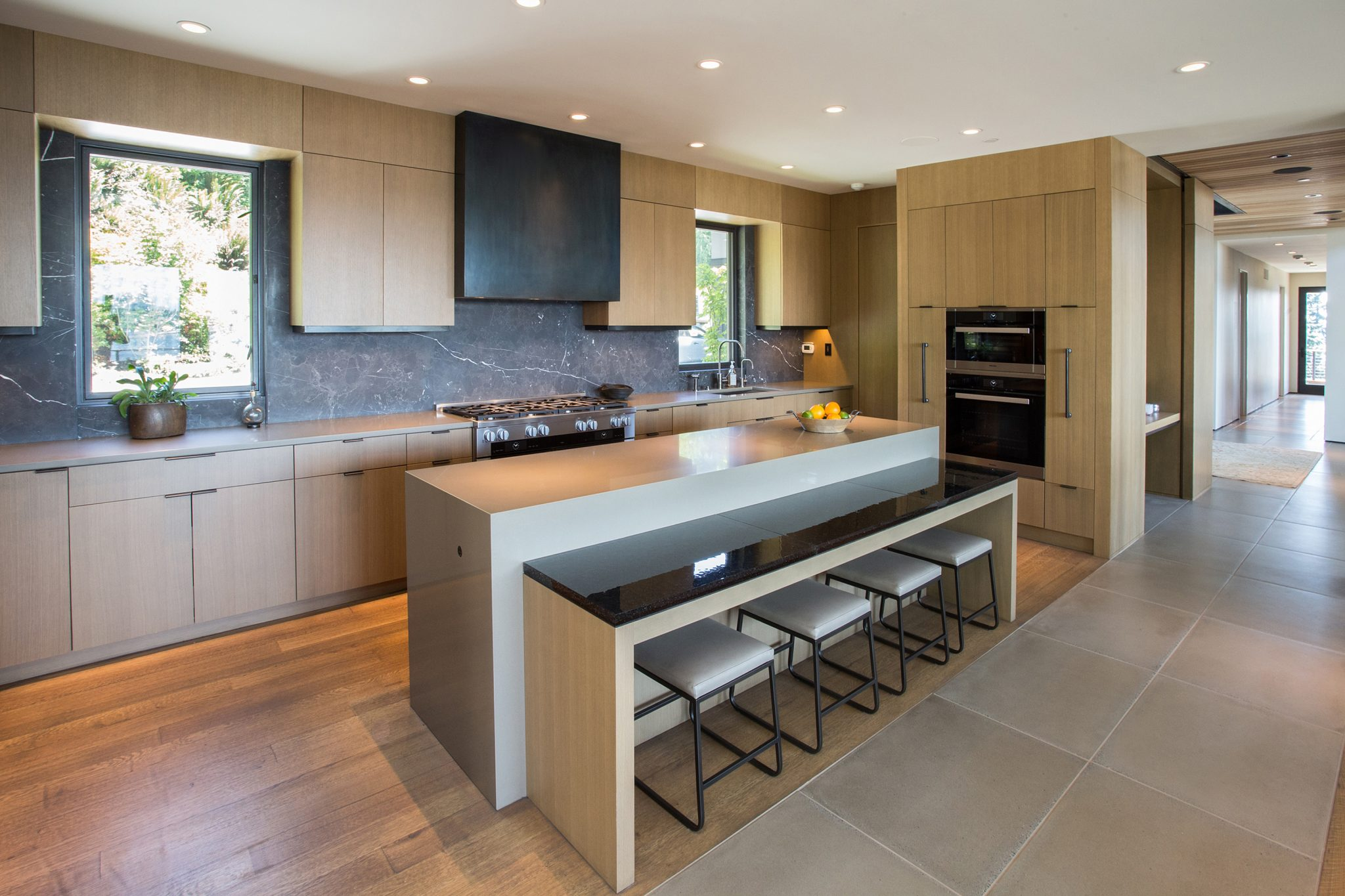 Mercer Island Custom Contemporary - Kitchen 1