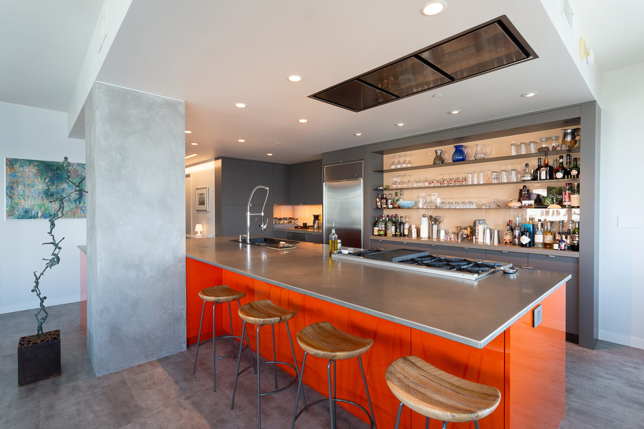Vine Condominium Seattle - Kitchen 2