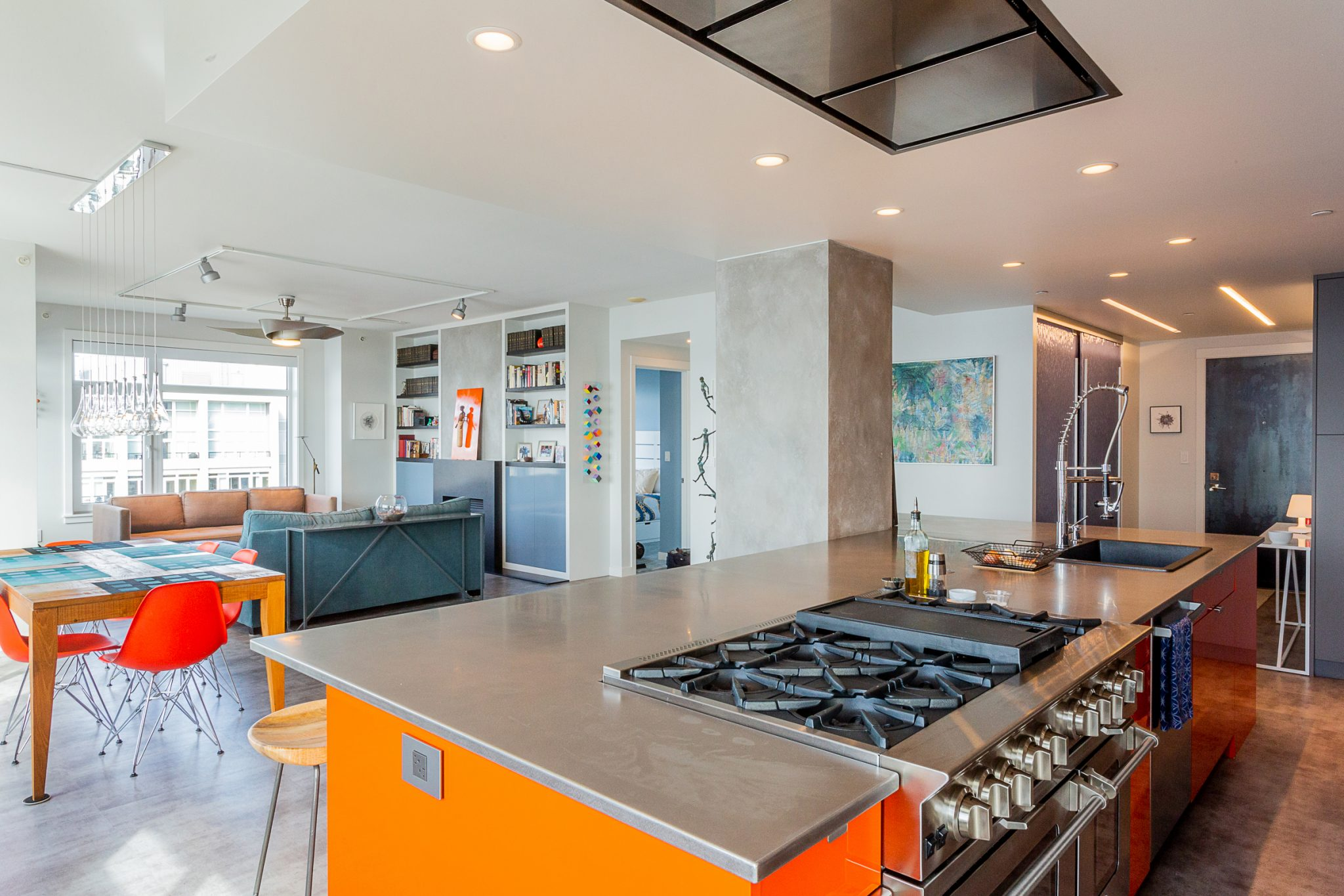 Vine Condominium Seattle - Kitchen 1