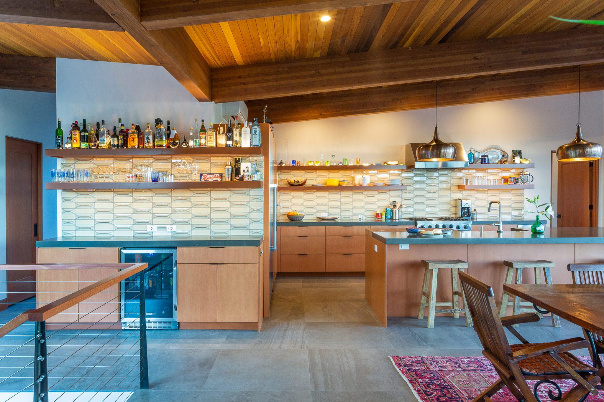 View Ridge Northwest Contemporary - Kitchen
